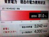 自然体ブログ発信Selfish free mutter-東電.jpg