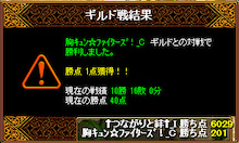 我にブレを!-2011/4/28 結果