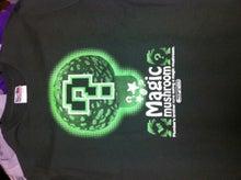 シャツ屋はつらいよ-マジック緑