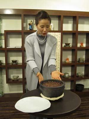 韓国料理サランヘヨ♪ I Love Korean Food-趙善玉先生