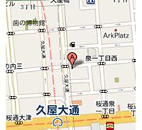 名古屋 の ランステ Run up ランアップ-グーグルマップ