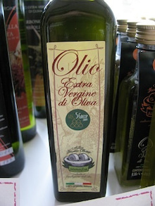 きまぐれなオリーブとワイン