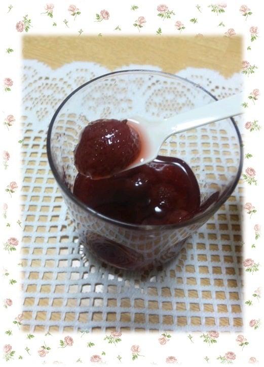 ☆ふわりと生きたい☆-苺ジャム