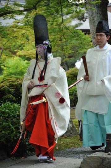 そうだった、京都に行こう-曲水の宴2
