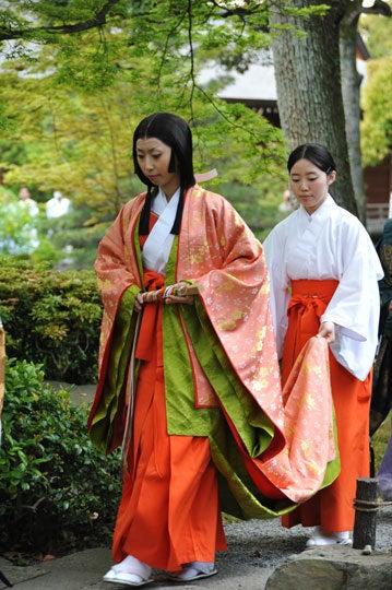 そうだった、京都に行こう-曲水の宴3