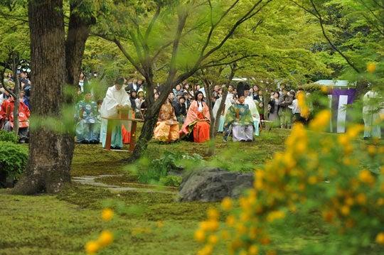 そうだった、京都に行こう-曲水の宴4