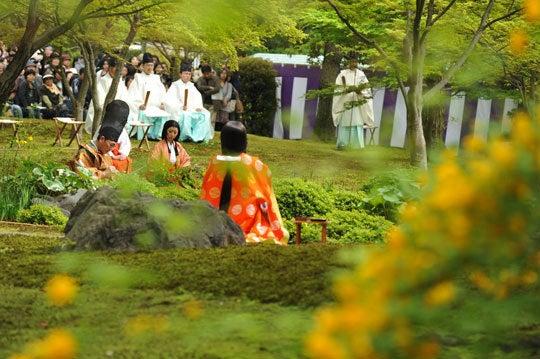 そうだった、京都に行こう-曲水の宴6