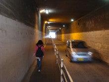 やっさんのGPS絵画プロジェクト -Yassan's GPS Drawing Project--14トンネル