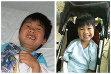 $小児脳梗塞・右片麻痺 haruのいつも笑顔で!(^o^)