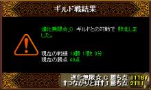 我にブレを!-2011/5/1 結果