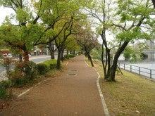 やっさんのGPS絵画プロジェクト -Yassan's GPS Drawing Project--06京橋川