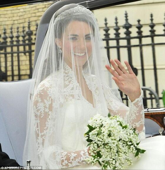英国アンティークス・オフィシャルブログ-Royal Wedding