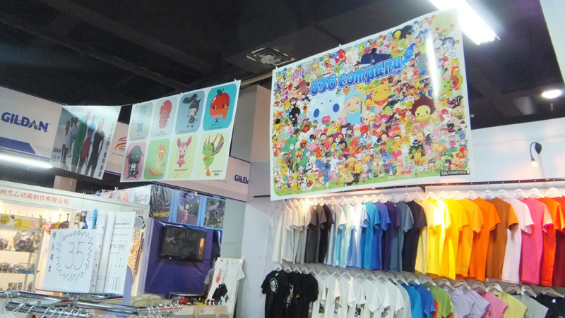 osamuのキャラクターブログ-中国アニメフェスタ7