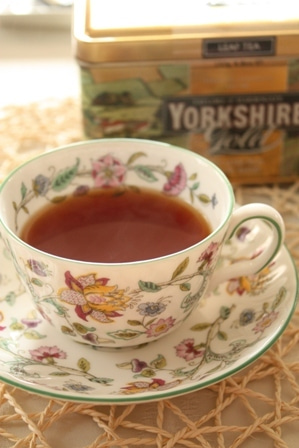 Tea-Lover's Photo Diary-Home party