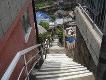 やっさんのGPS絵画プロジェクト -Yassan's GPS Drawing Project--22階段