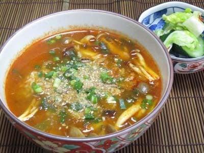 韓国料理サランヘヨ♪ I Love Korean Food-ペクソルユッケジャン