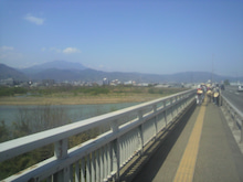 ゆきちゃんのつぶやき日記-長野大橋