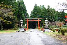 $東條的世界最古の国へようこそ-蛇石神社1