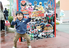 koichanのブログ-拓摩と仮面ライダー達
