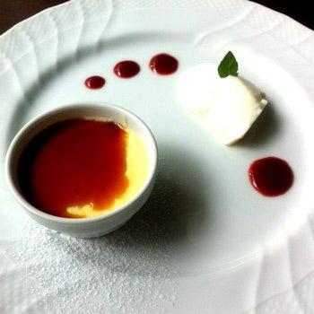 デザート : mille foglie/ミッレフォーリエ