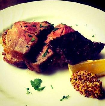 肉料理 : mille foglie/ミッレフォーリエ