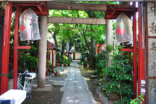 $東條的世界最古の国へようこそ-皆中稲荷神社1