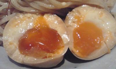 つけ麺 食べ歩き-すがり味玉