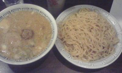 つけ麺 食べ歩き-竹治郎つけ麺
