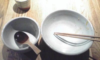 つけ麺 食べ歩き-すがり空き椀