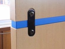 木工所のブログ-二段ベッド ぐらつき 防止