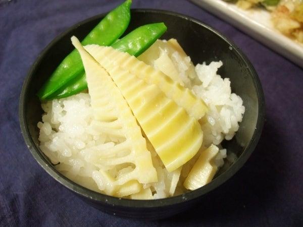 なんでも食べ太郎-筍三昧