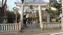 $東條的世界最古の国へようこそ-戸部杉山神社1