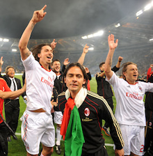 欧州サッカークラブとの仕事を語るブログ-スクデット5