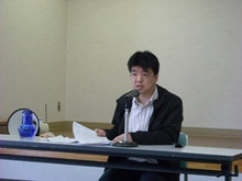 福島県在住ライターが綴る あんなこと こんなこと-原発講演会110504