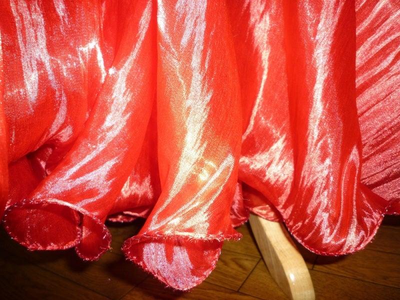 Kemet ~ エジプトいろいろブログ ~-レッド裾部分