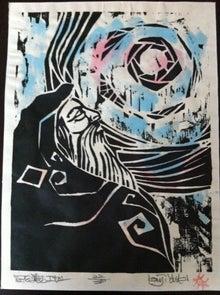 シンボリックセラピーにより潜在意識に眠っている 才能・可能性を引き出すサロン タオファー35-版画