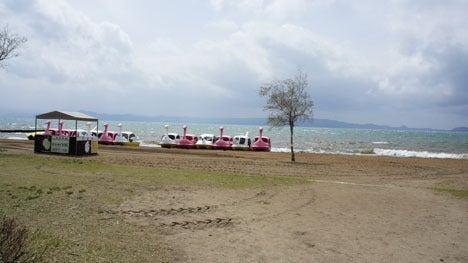 初めてのオートキャンプ!子供と一緒にキャンプに行こう!-5月2日の志田浜4