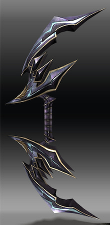 $【 TERA-FAN 】-TERA アーチャー武器3