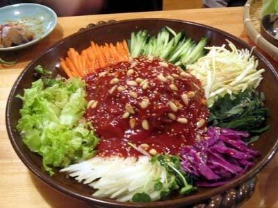 韓国料理サランヘヨ♪ I Love Korean Food-ゾンドンボッサム豚足