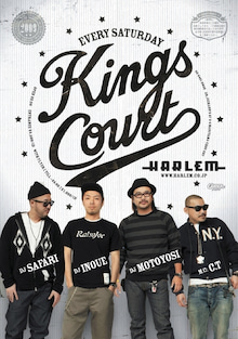 Kings Court Official Blog Powered by Ameba
