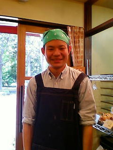 コミュニティ・ベーカリー                          風のすみかな日々-成田くん