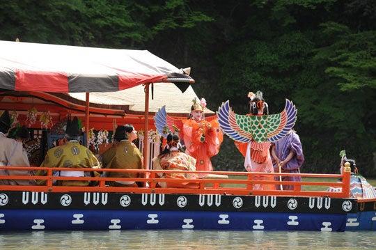そうだった、京都に行こう-三船祭り6
