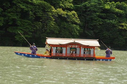 そうだった、京都に行こう-三船祭り3