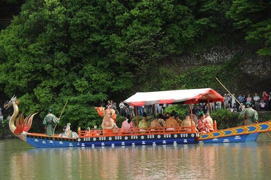 そうだった、京都に行こう-三船祭り8