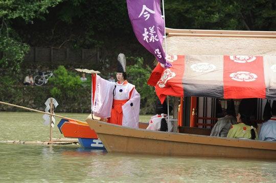 そうだった、京都に行こう-三船祭り10