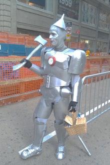 N.Y.に恋して☆-iron man