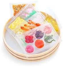 ひな祭り 料理 ちらし寿司のブログ-ちらし寿司キット
