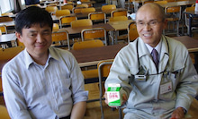 和光市長 松本たけひろの「持続可能な改革」日記-南相馬市へ16
