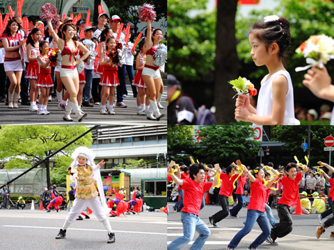 第41回神戸まつり2011-kobe Festival-