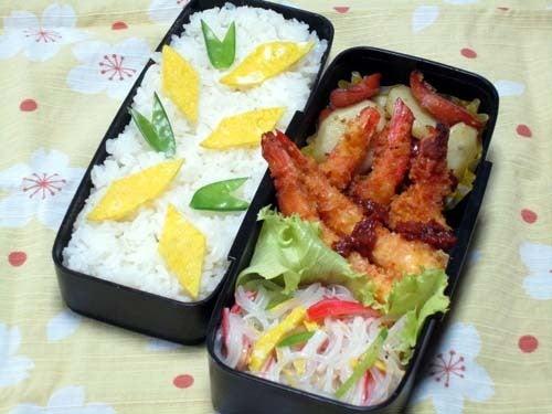韓国料理サランヘヨ♪ I Love Korean Food-海老フライサムジャン添え